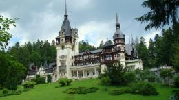 Download wallpaper Peles castle, Sinaia, Romania: 152
