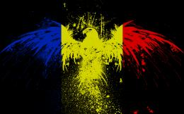 eagles flags romania romanian flag eagle belgium belgian HD Wallpaper 1246