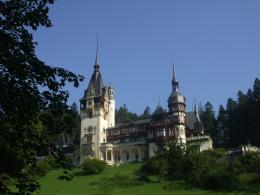 Location : SINAIA city , Romania 1925