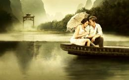 best love couple in boat hd wallpapers fullscreen couple love 339