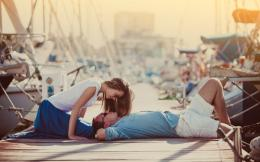Couple In Love Romance On Beach HD WallpaperSearch more Love high 651
