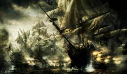Responses to Pirate Ships Awesome HD Wallpapers 1345
