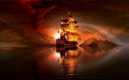 Exclusive Pirate Ship Awesome Hd HD Wallpaper 1734