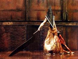 silent hill wallpaper pyramid head silent hill download this wallpaper 1217