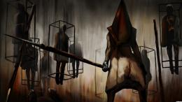 Wallpapers Silent Hill Pyramid Head Video Game Games Gaming Wallchan 1525
