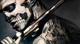 Skeleton tattoo HD Wallpaper 1920x1080 874