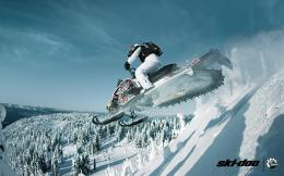 ski doo widescreen hd wallpaper skiing hd wallpaper download skiing 1356
