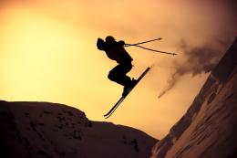 Skiing hd wallpapers 1272
