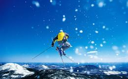 Sports, Extreme Sports Alpine Skiing, Alpine skiing sports photography 1730