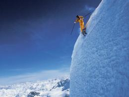 skiing wallpapers and Mountain skiing wallpaper 1484