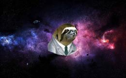 Sloths in Space: Wallpaper Edition 540