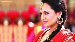 Sonakshi Sinha hot Wallpapers 1742