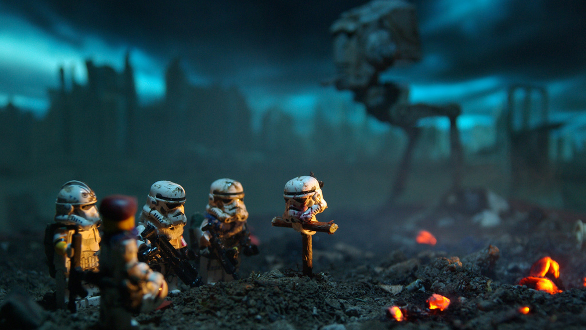 Lego Star Wars Stormtroopers 676
