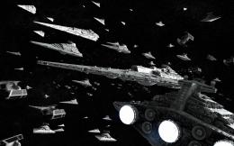 Star WarsImperial Fleet Wallpaper 1758
