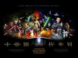 "Star Wars"" desktop wallpaper1024 x 768 pixels, Old Version 785"