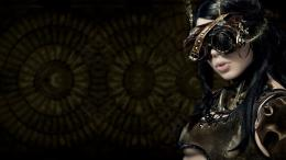 Steampunk girl HD Wallpaper 1920x1080 1216