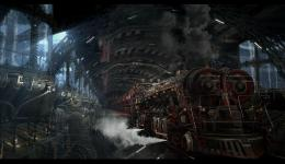 steampunk hd wallpaper 428