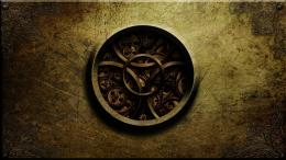 abstract steampunk textures golden 1920x1080 wallpaper download 1574