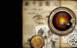 Steampunk Wallpaper 1280x800 Backgroundresearcheritt, Steampunk 1347