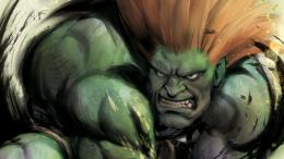 Babies Blanka Street Fighter Game Hd Jootix Wallpaper with 1366x768 440