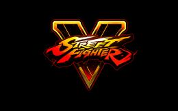 Street Fighter 5 Logo HD Wallpapers 668