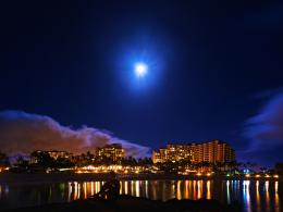 hawaii summer night high resolution wallpaper download summer night 1466