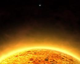 smaller earth sun space desktop hd wallpapers beautiful photographs 796