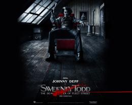 Johnny Depp Sweeney Todd 215