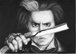 sweeney todd art sweeney todd best sweeney todd hollywood movie 190