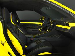 2012 TechArt Porsche 911 Interior desktop PC and Mac wallpaper 1384