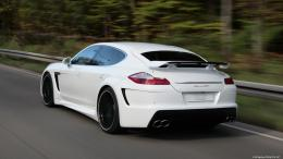 Car tuning wallpapers TechArt Grand GT Porsche Panamera2010 1506