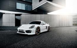TechArt Porsche Cayman 2014 349