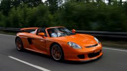 Download wallpaper 2006 Porsche Carrera GT by TechArt: 1386