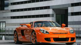 Download wallpaper TechArt Porsche Carrera GT: 1411