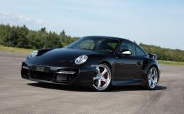TechArt Porsche 911 Turbo Aerodynamic Kit II Desktop wallpapers 1614