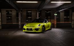 Techart Porsche 911 Targa 4S 2014 1280x800 background 794