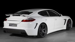 Car tuning wallpapers TechArt Concept One Porsche Panamera2010 1990