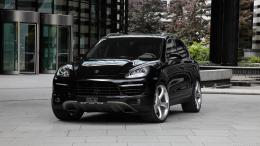 Обои автомобили TechArt Porsche Cayenne 1007