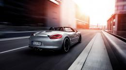 2013 TechArt Porsche Boxster Motion Rear desktop PC and Mac wallpaper 1931