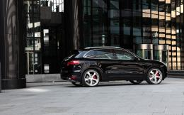 Обои автомобили TechArt Porsche Cayenne 1039