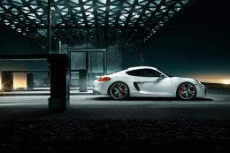 TechArt Porsche Cayman4 223