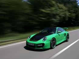TechArt Porsche 911 Turbo GTstreet Wallpapers 1785