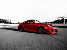 Porsche 911 Tuning Techart GT Street RS based on the Porsche 911 GT2 349
