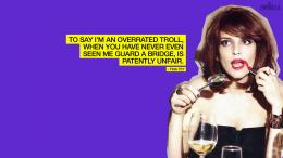 Tina Fey Quote Wallpaper 1366x768 180