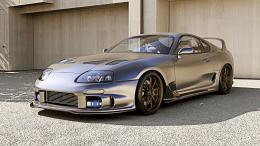 Toyota Supra HD Wallpapers 393