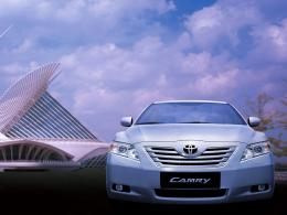Ukf Toyota Camry hd Car Wallpaper 1170