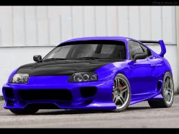 Toyota Supra Wallpaper 22399 Hd Wallpapers 1709