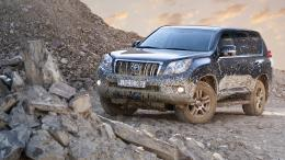 Toyota Prado Hd Wallpaper with 1920x1080 Resolution 994