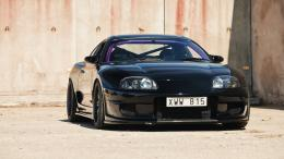 Toyota Supra HD Wallpaper 5 793