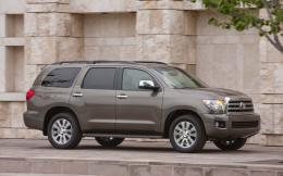 Toyota Sequoia Wallpaper Hd 923